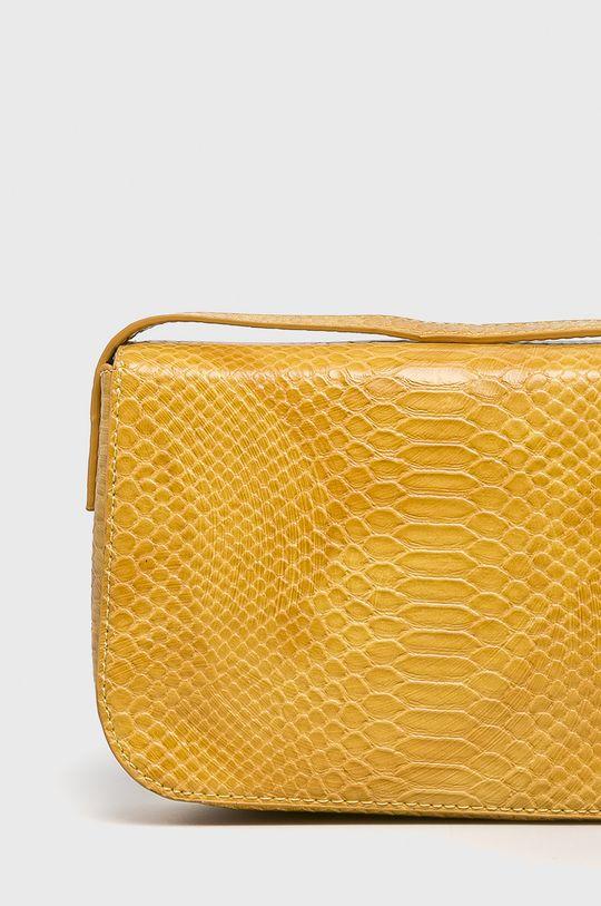 žlutá Pieces - Kabelka
