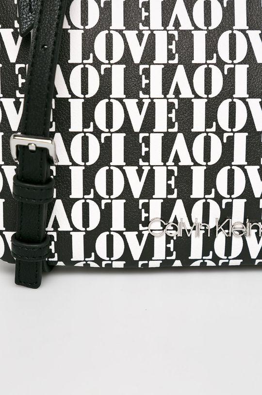 Calvin Klein - Kabelka černá