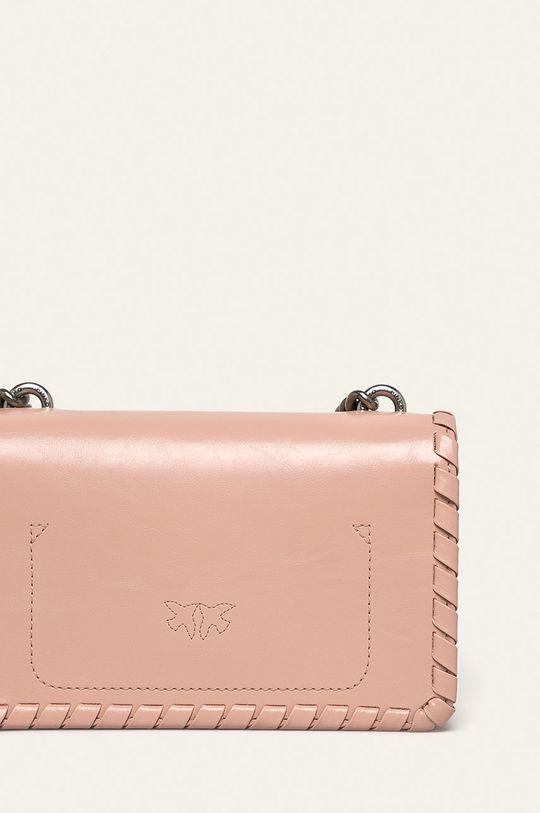 Pinko - Kožená kabelka Dámsky