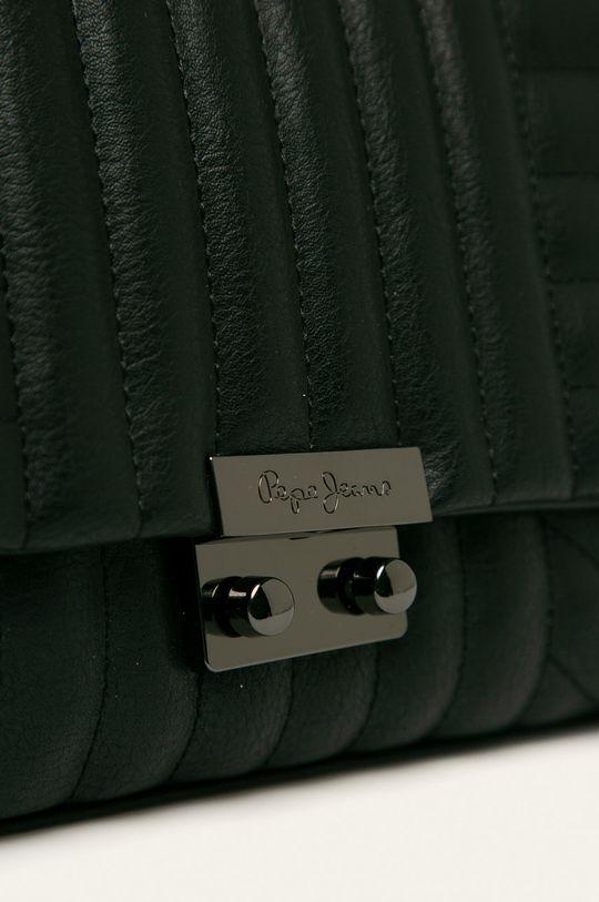 Pepe Jeans - Kabelka černá