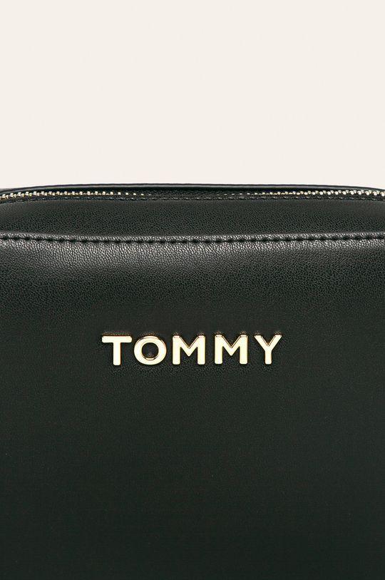 Tommy Hilfiger - Kabelka čierna