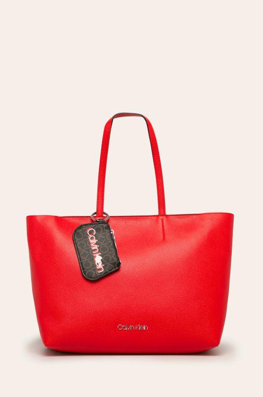 červená Calvin Klein - Kabelka Dámský