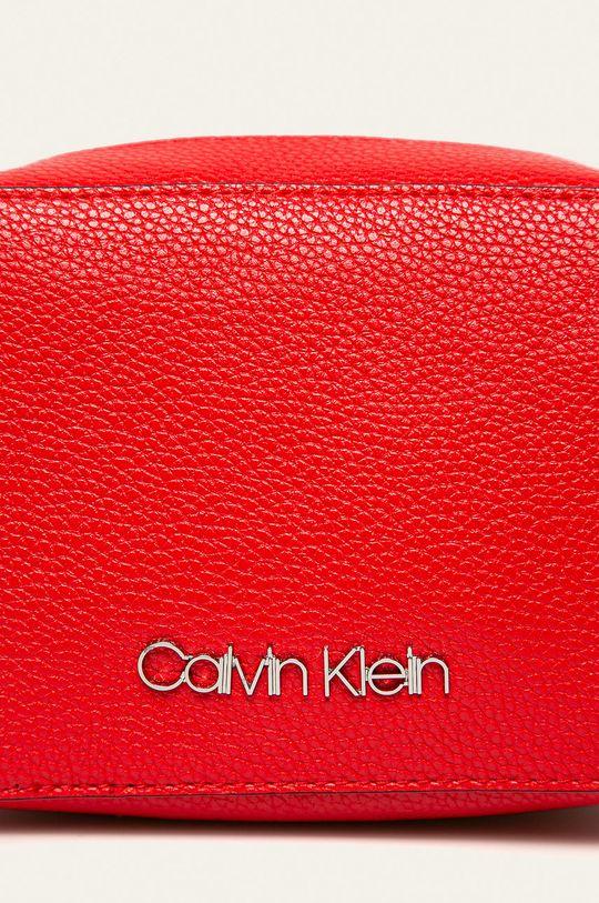 Calvin Klein Jeans - Kabelka červená