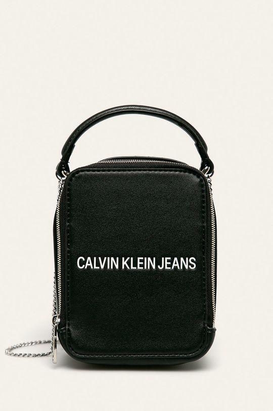 černá Calvin Klein Jeans - Kabelka Dámský