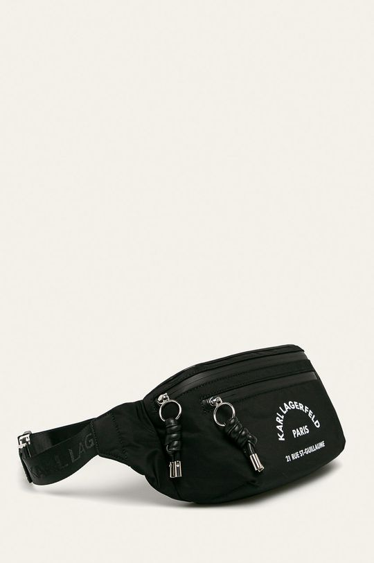 Karl Lagerfeld - Borseta negru
