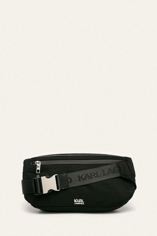 Karl Lagerfeld - Borseta Materialul de baza: 65% Poliester  , 35% Piele naturala