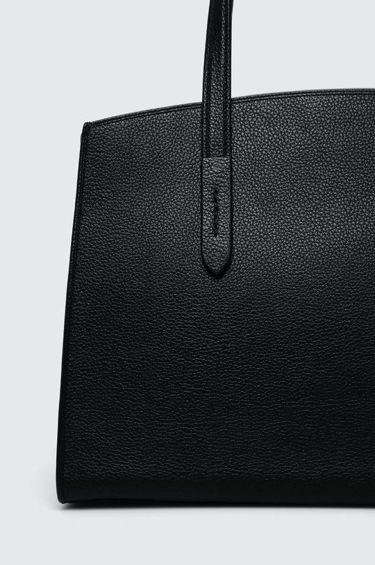 Coach - Kožená kabelka 100% Přírodní kůže