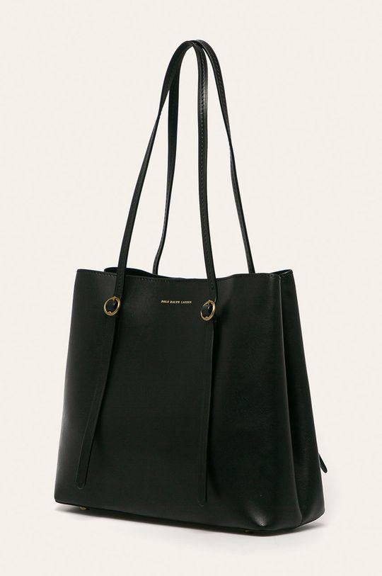 Polo Ralph Lauren - Kožená kabelka  Hlavní materiál: 100% Přírodní kůže