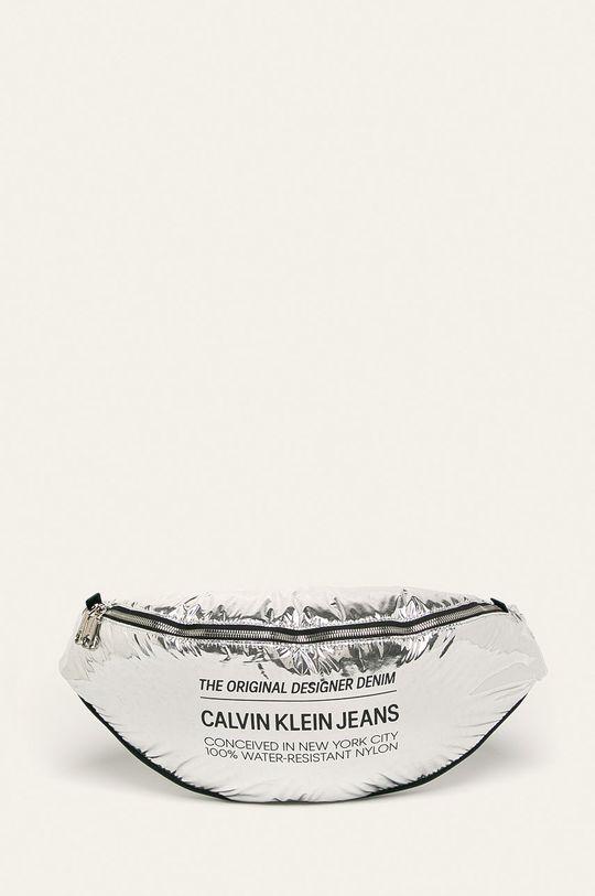 argintiu Calvin Klein Jeans - Poseta De femei
