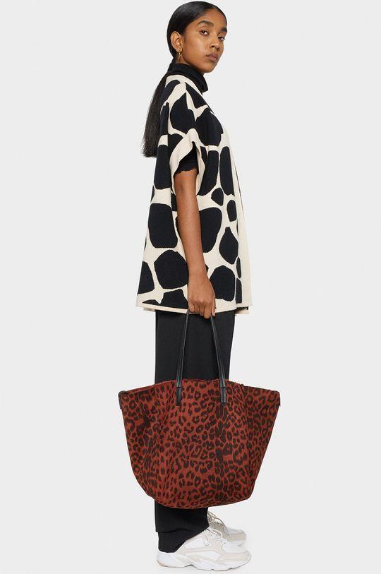 Parfois - Oboustranná kabelka červená