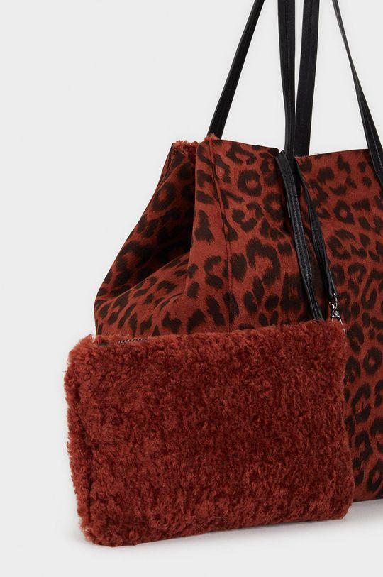 Parfois - Oboustranná kabelka Materiál č. 1: 100% Polyester Materiál č. 2: 90% Polyester, 10% Polyuretan