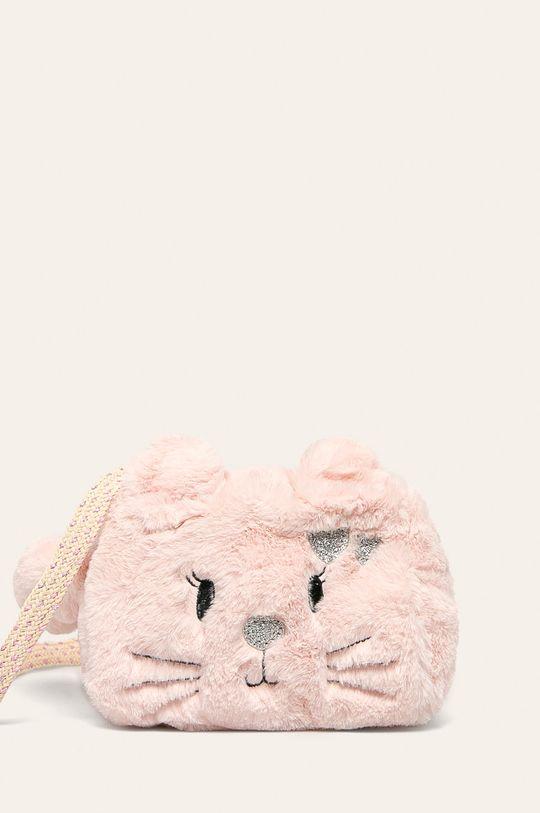 ružová Blukids - Detská kabelka Dievčenský