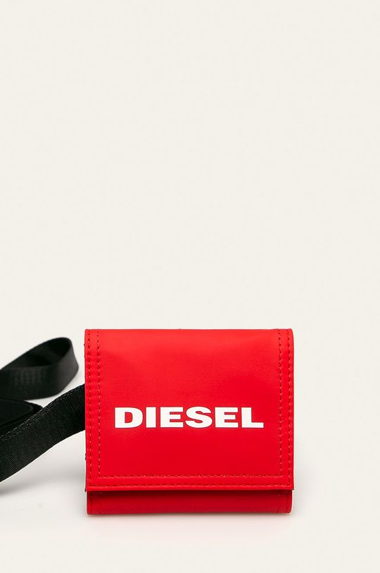červená Diesel - Peněženka Pánský