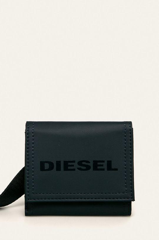 námořnická modř Diesel - Peněženka Pánský