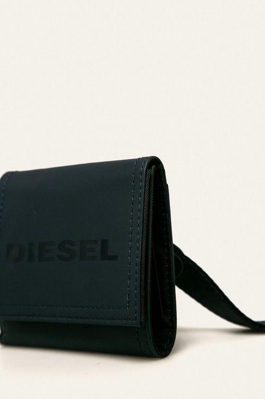 námořnická modř Diesel - Peněženka