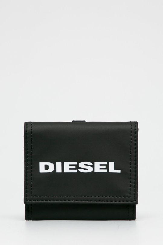 černá Diesel - Peněženka Pánský