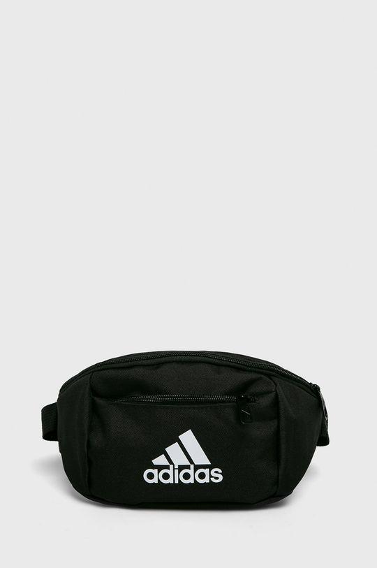 černá adidas Performance - Ledvinka Pánský