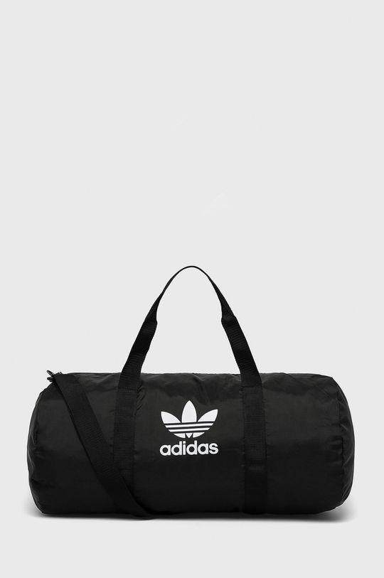 czarny adidas Originals - Torba Męski