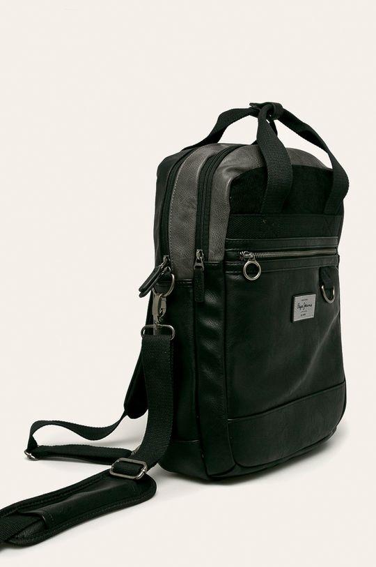 Pepe Jeans - Plecak Miller Adaptable Podszewka: 100 % Poliester, Inne materiały: 5 % Bawełna, 20 % Poliester, 65 % Poliuretan, 10 % PVC