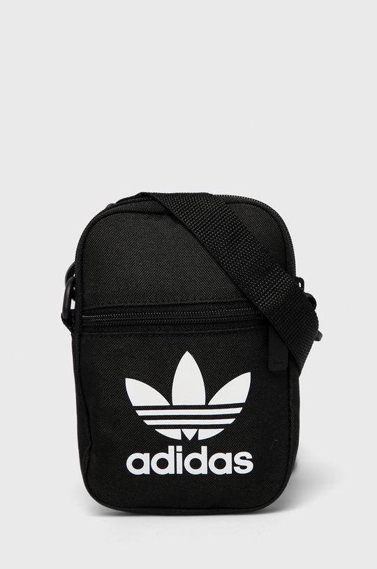 czarny adidas Originals - Saszetka Męski
