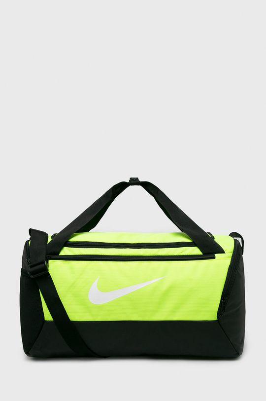 jasně žlutá Nike - Taška Pánský