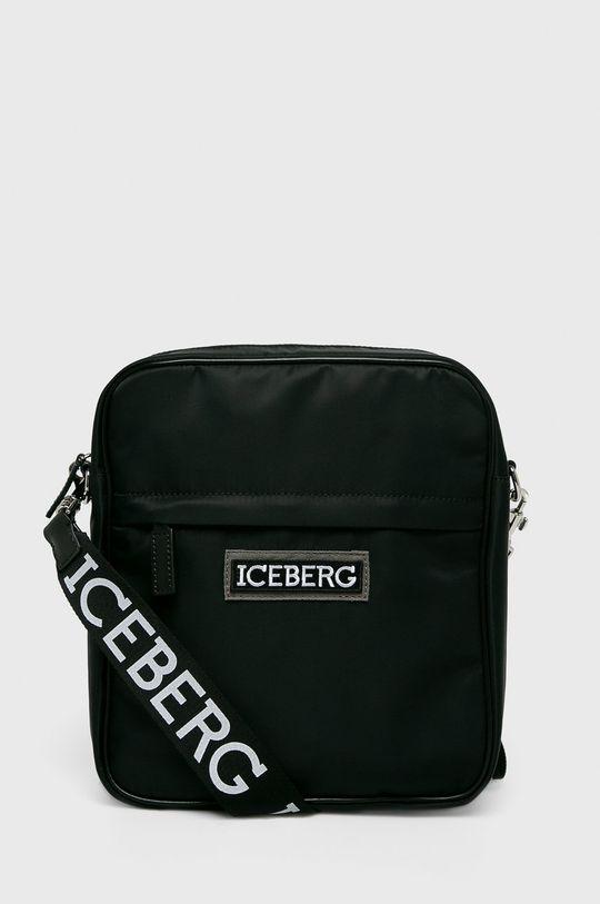 negru Iceberg - Borseta De bărbați