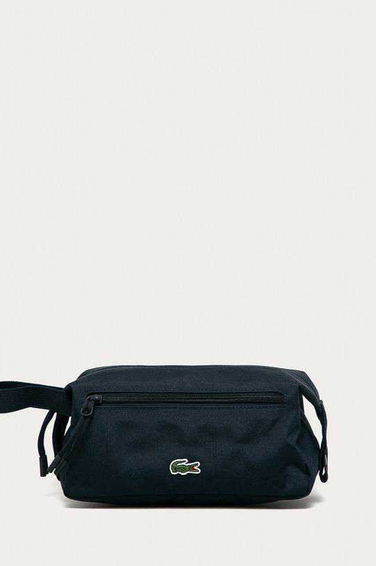 tmavomodrá Lacoste - Kozmetická taška Pánsky