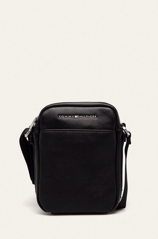 čierna Tommy Hilfiger - Malá taška Pánsky