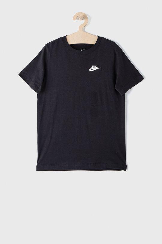 čierna Nike Kids - Detské tričko 122-170 cm Chlapčenský