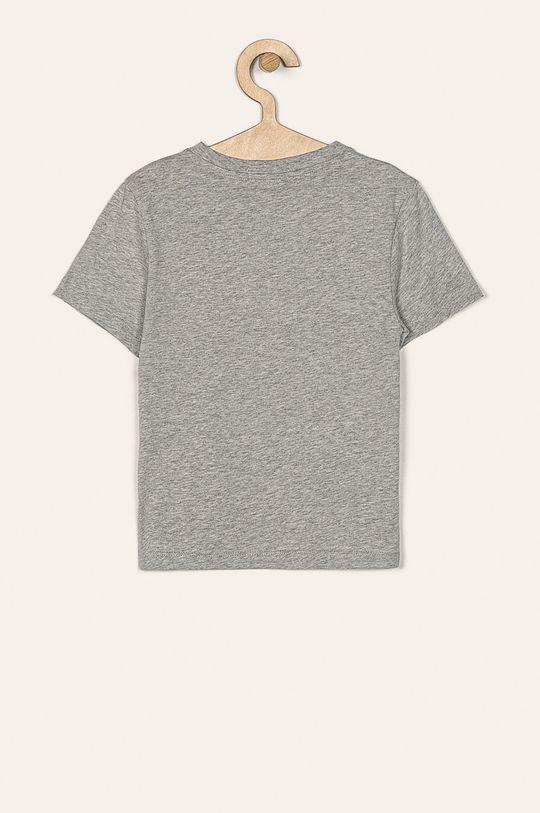 Calvin Klein Jeans - Детска тениска 104-176 cm светлосив