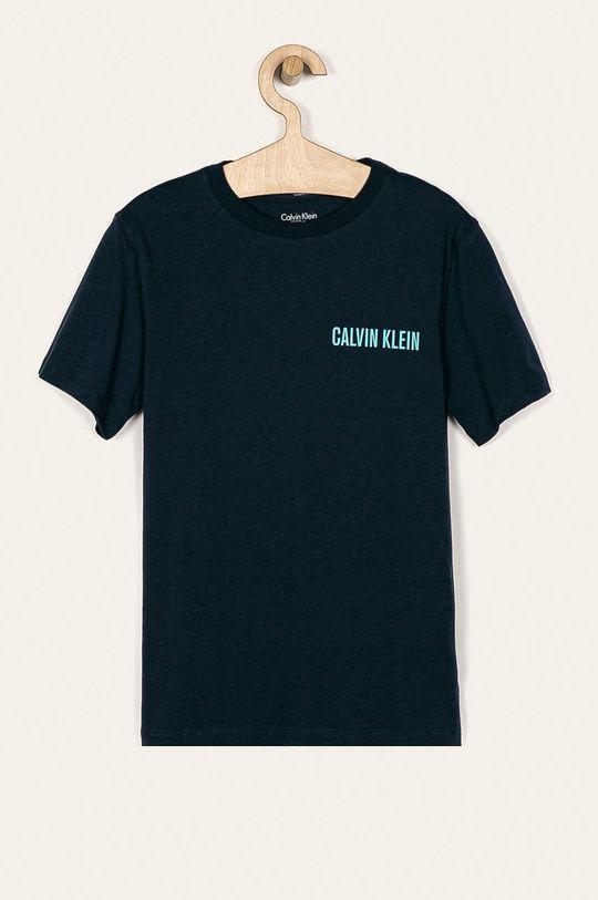 Calvin Klein Underwear - Tricou (2-pack) albastru
