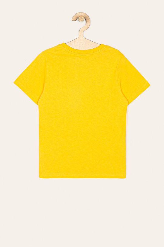 G-Star Raw - Detské tričko 128-176 cm žltá