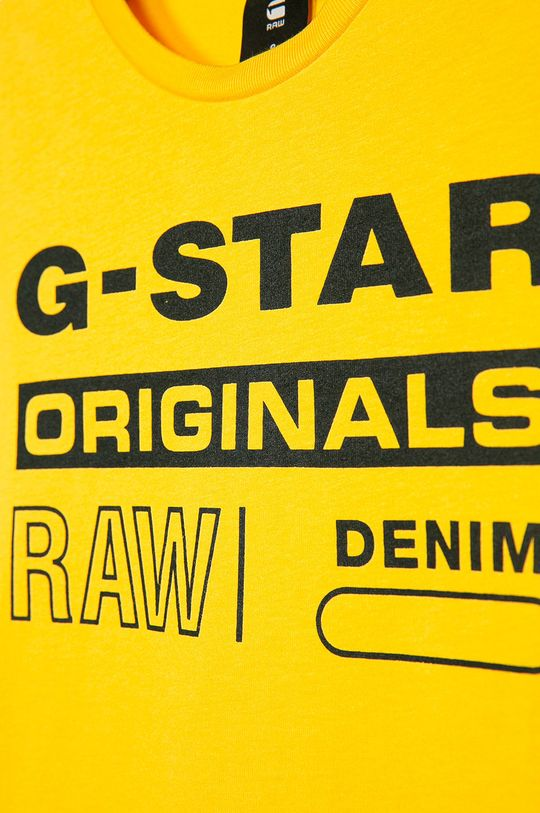 G-Star Raw - Detské tričko 128-176 cm  46% Bavlna, 54% Polyester