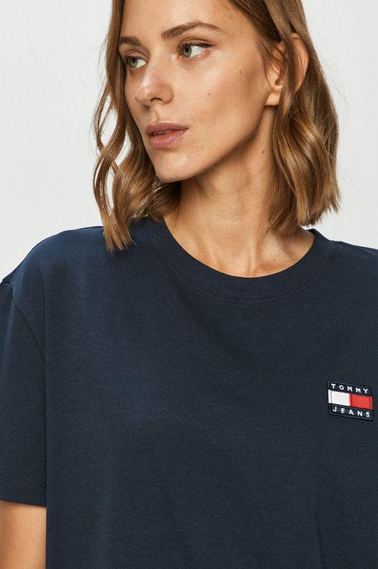 námořnická modř Tommy Jeans - Top