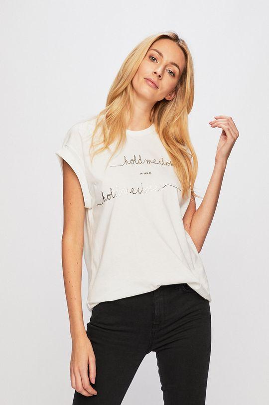 bílá Pinko - Tričko