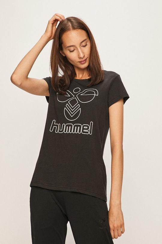 negru Hummel - Tricou De femei