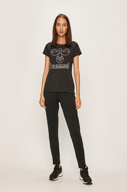 Hummel - Tricou negru