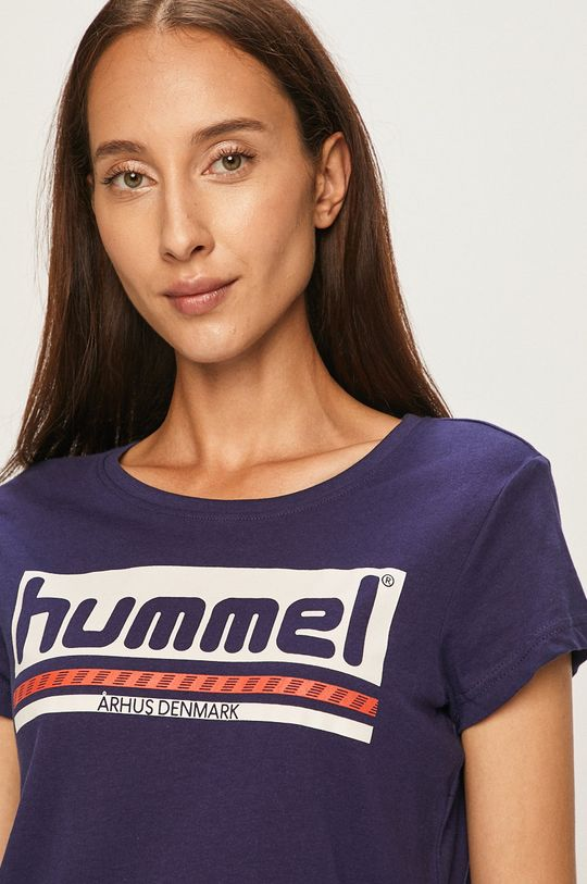 bleumarin Hummel - Tricou