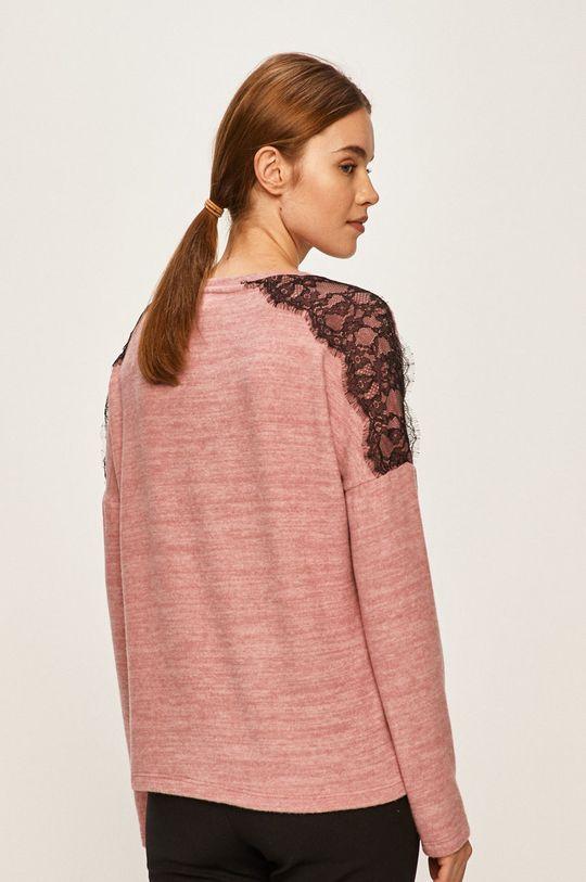 Vero Moda - Sweter Materiał zasadniczy: 4 % Elastan, 38 % Poliester, 58 % Wiskoza, Wstawki: 100 % Poliamid