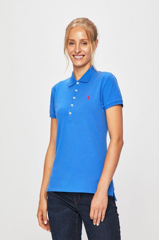 modrá Polo Ralph Lauren - Tričko Dámský