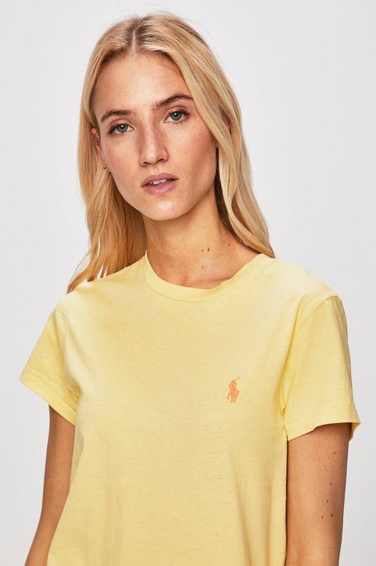 žlutá Polo Ralph Lauren - Tričko