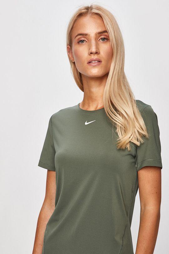 zelená Nike - Tričko Dámský