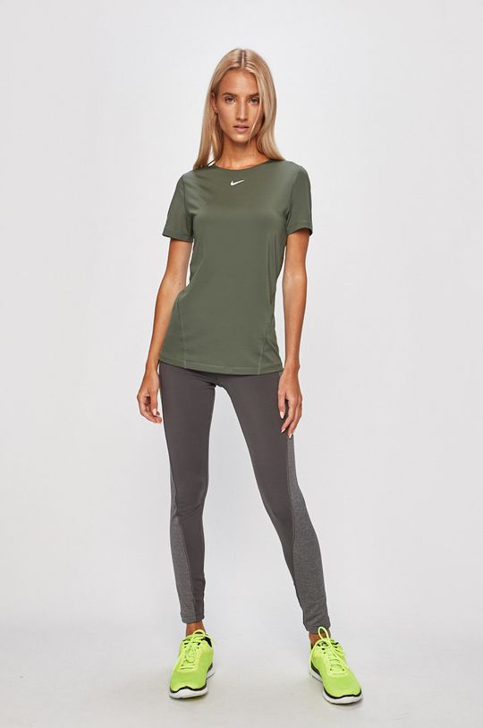 Nike - Tričko zelená