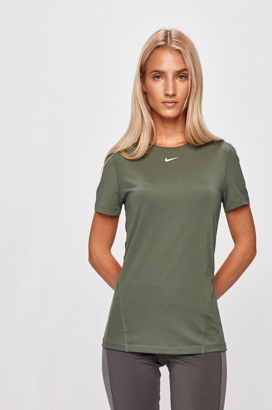 zelená Nike - Tričko