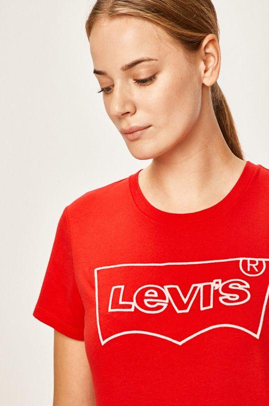 červená Levi's - Tričko
