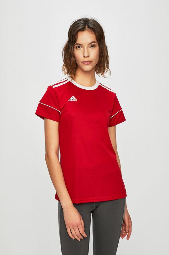 piros adidas Performance - Top Női
