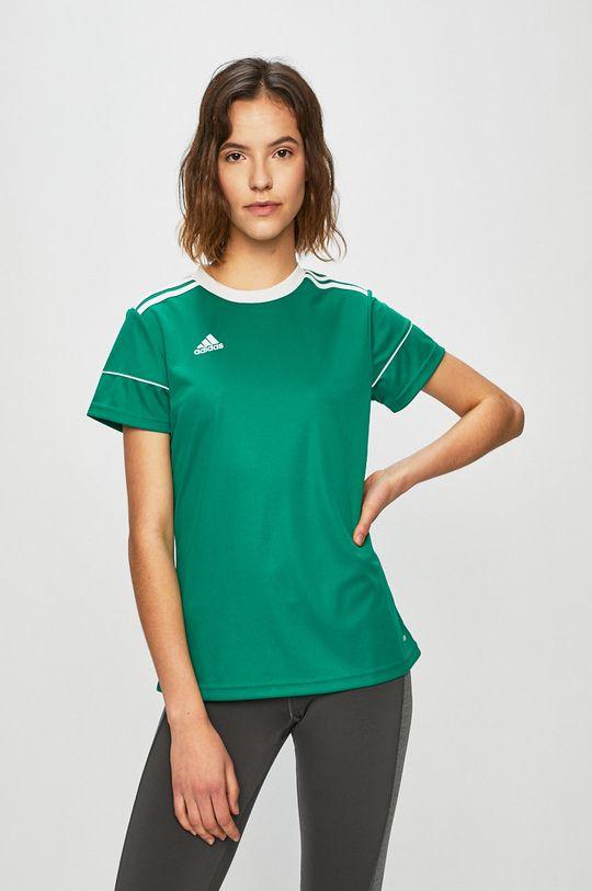 zöld adidas Performance - Top Női