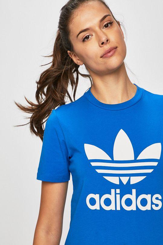 modrá adidas Originals - Top