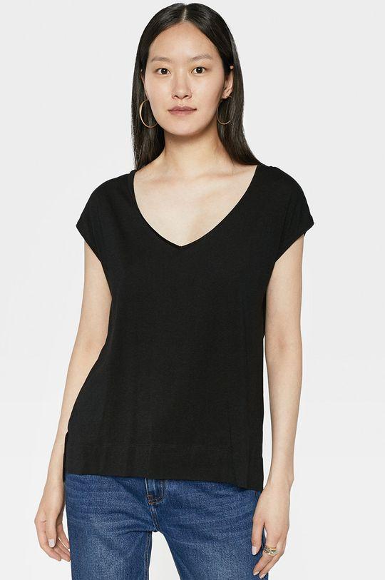 černá Parfois - Tričko Dámský