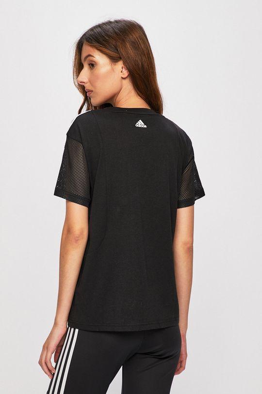 adidas Performance - T-shirt  25% pamut, 50% poliészter, 25% műselyem